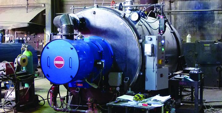 Low NOx Boilers