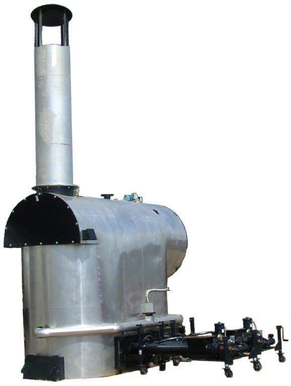 Saskatoon Boiler Coal Boiler