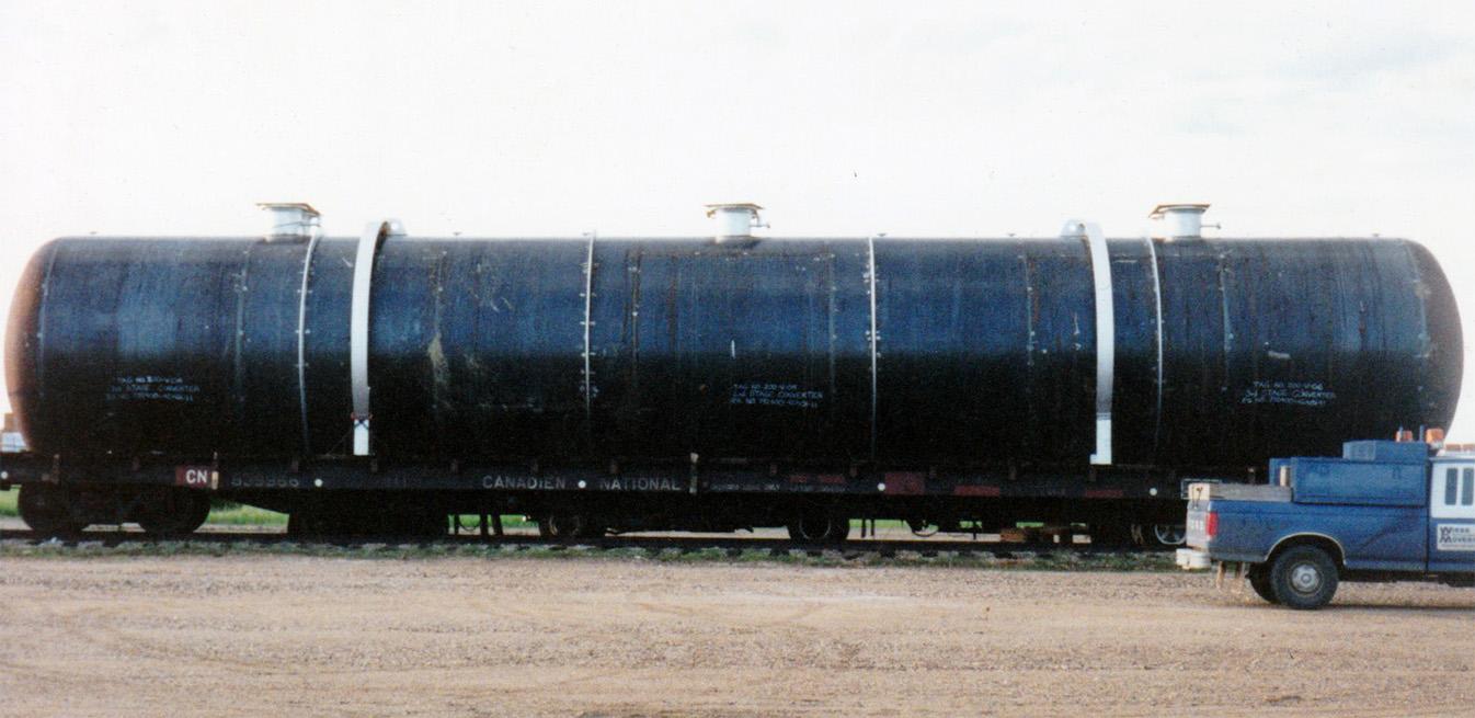 Saskatoon Boiler Pressure Vessel