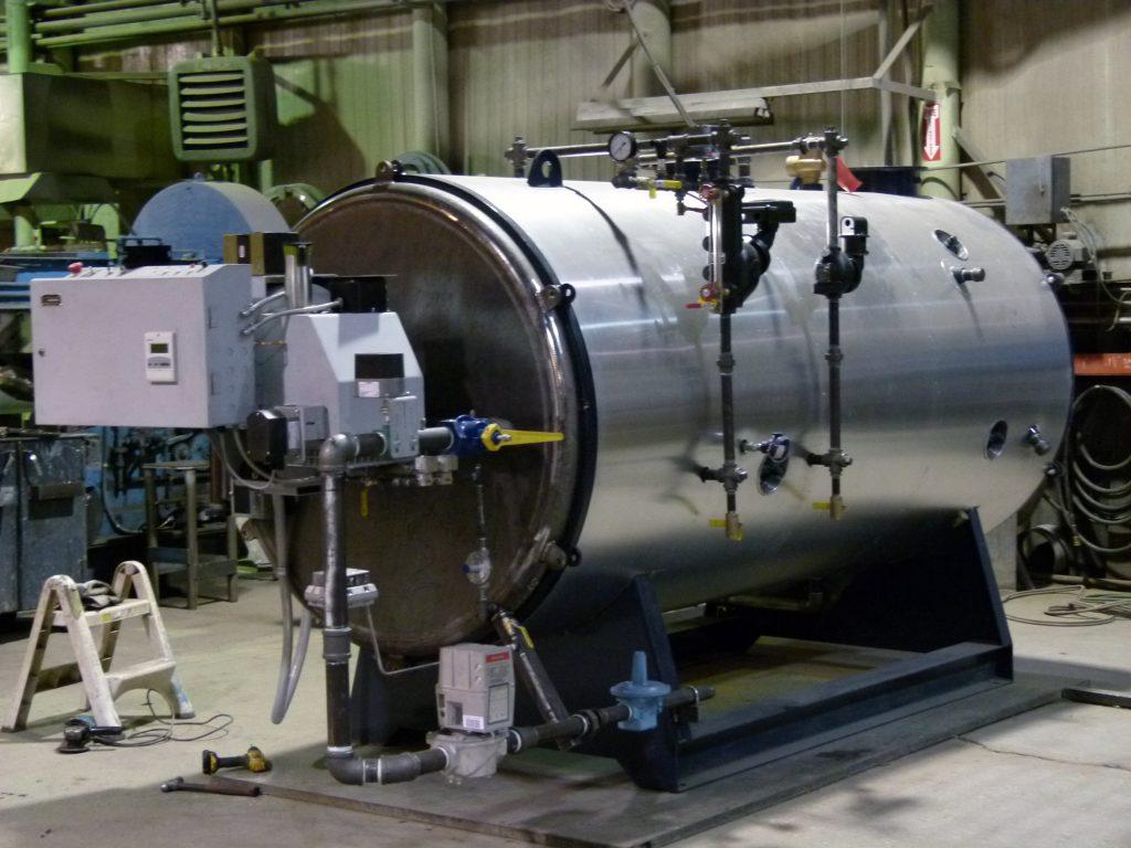 Gas Burners For Boilers : Oil gas boilers scotch marine saskatoon boiler mfg