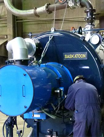 Saskatoon Boiler manufacting