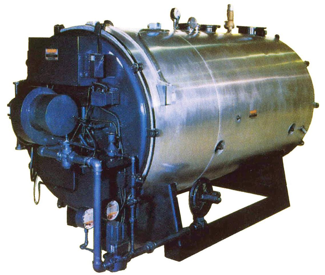 Saskatoon Boiler Glycol Boiler